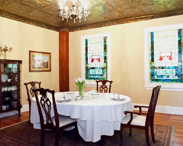 Audubon Room - Intimate Dining room