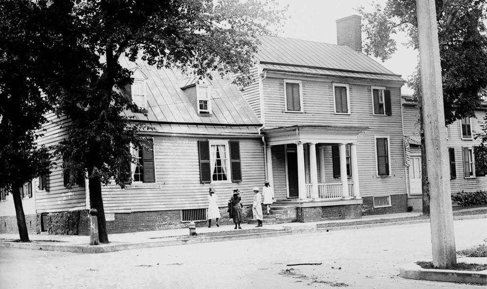 Historic Spotlight: The Mary Washington House