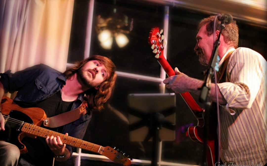 Live Music: Jon Wiley and Bruce Middle
