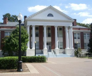 Monroe Hall, UMW Campus